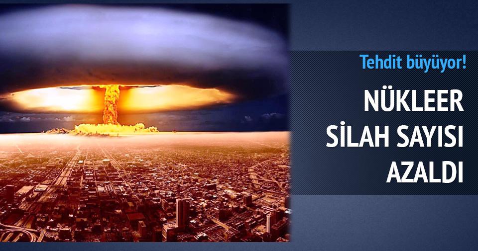 Nükleer silah sayısı azaldı, tehdit büyüdü