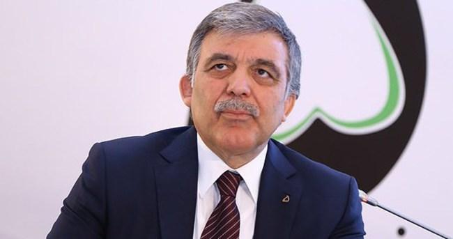 Abdullah Gül'den Demirel açıklaması
