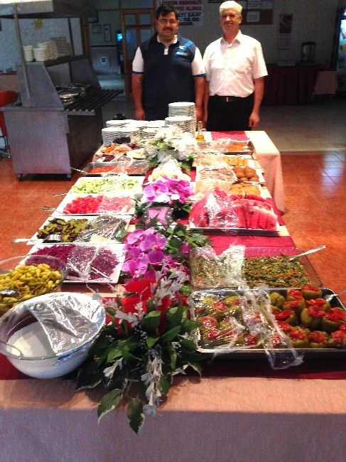 Afyonkarahisar Öğretmenevi Restaurantı Ramazan'a Hazır