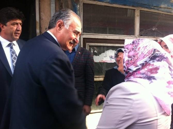 AK Parti Milletvekili Yılmaz'dan Ramazan Mesajı