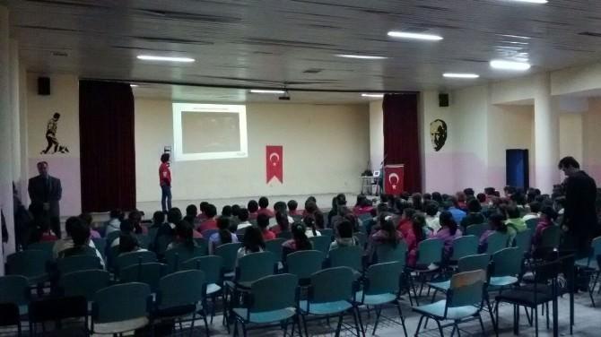 AKUT'tan Okullarda Deprem Bilinçlendirme Seminerleri