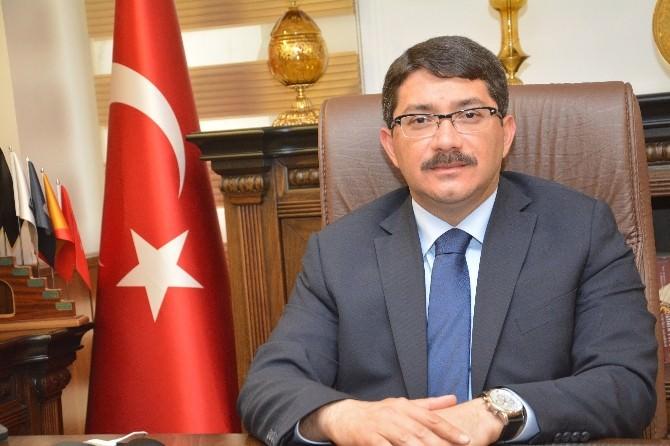 Başkan Çelik'ten Ramazan Ayı Mesajı