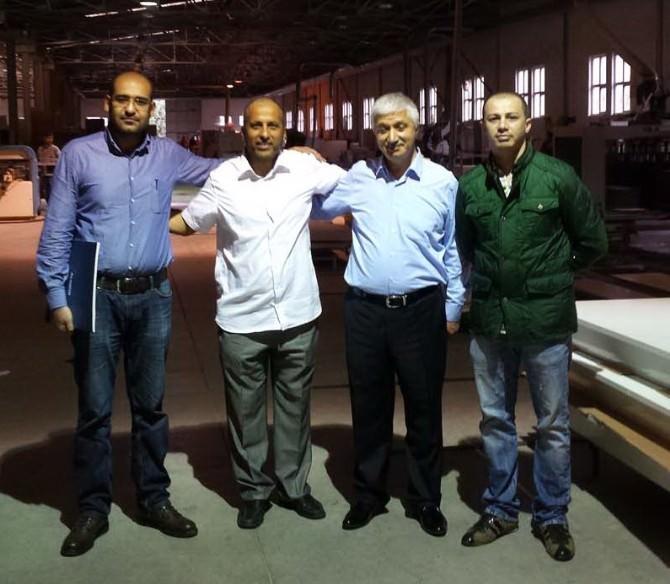 Kuveytli İş Adamı Mobilyada Samsun'u Tercih Etti