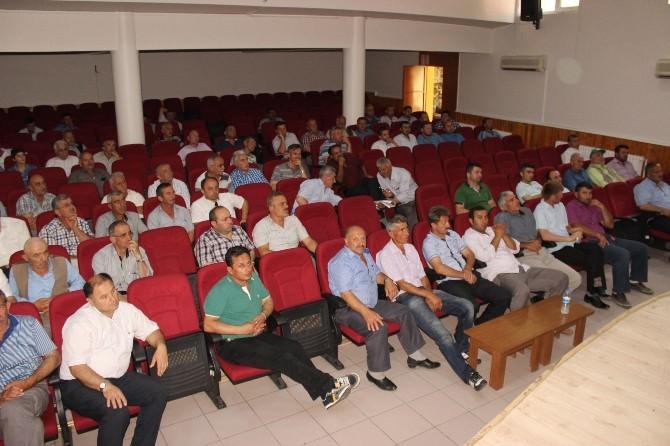 Okul Servis Sürücülerine Eğitim Semineri