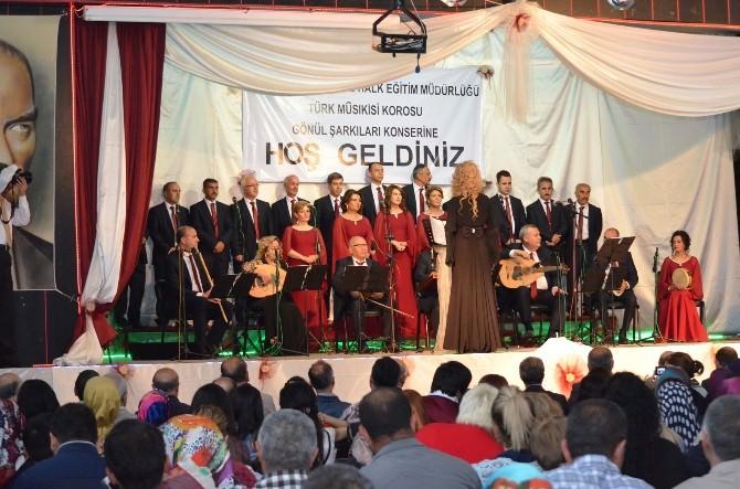 Alaca Belediyesi Tsm Korosu'ndan Muhteşem Konser
