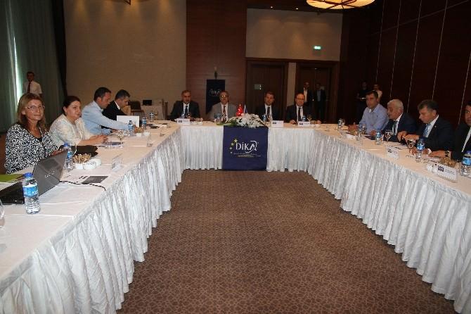DİKA Yönetimi Mardin'de Toplandı