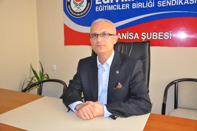 """Sofuoğlu: """"Mısır Halkının İzzetli Duruşunu Cezalar Teslim Alamaz"""""""