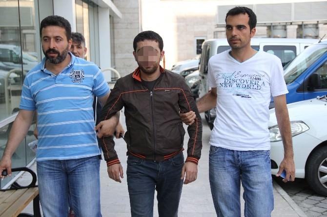 Gürcü Hırsızı Parmak İzi Ele Verdi