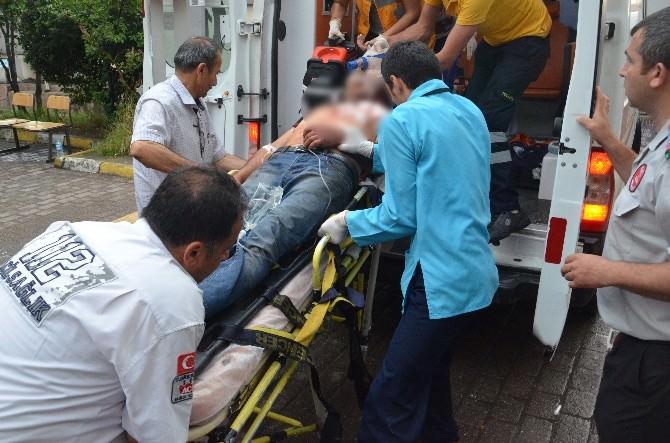 Zonguldak'ta Bıçaklı Kavga: 1 Ölü