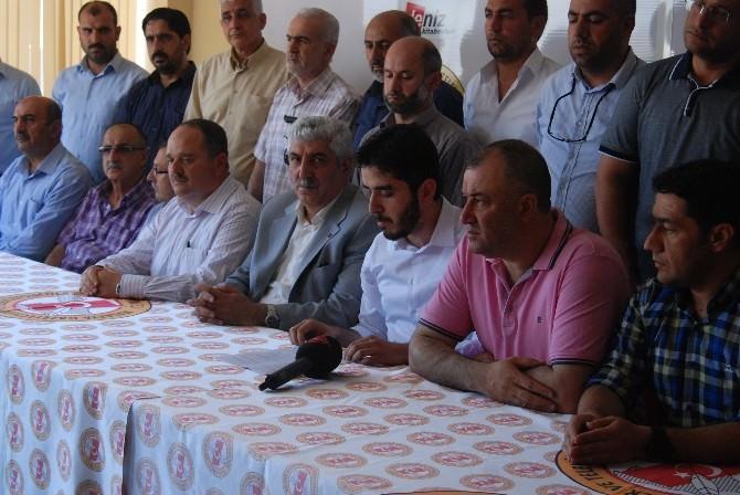Kardeşlik Platformu, Mursi'ye Verilen İdam Kararını Kınadı