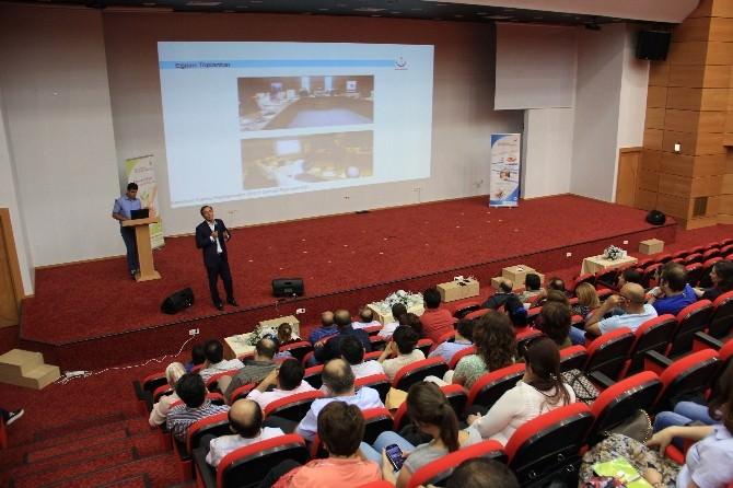 Doku Nakli Koordinatörleri Eğitim Toplantısı Yapıldı