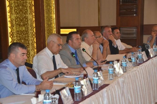 Mersin İl Milli Eğitim Danışma Komisyonu Toplantısı Yapıldı
