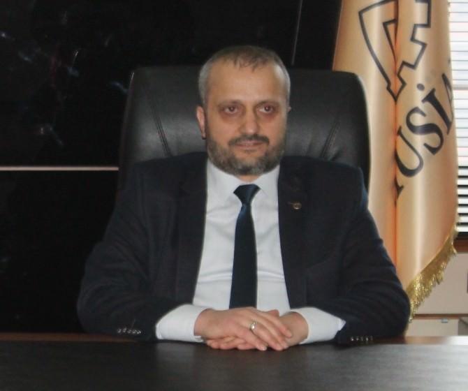 MÜSİAD Başkanı Salih Yılmaz, Duaya Davet Etti