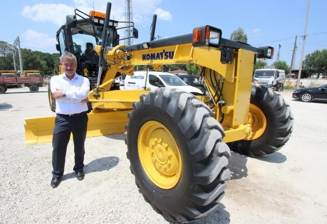 Saruhanlı Belediyesi Araç Filosunu Güçlendirdi