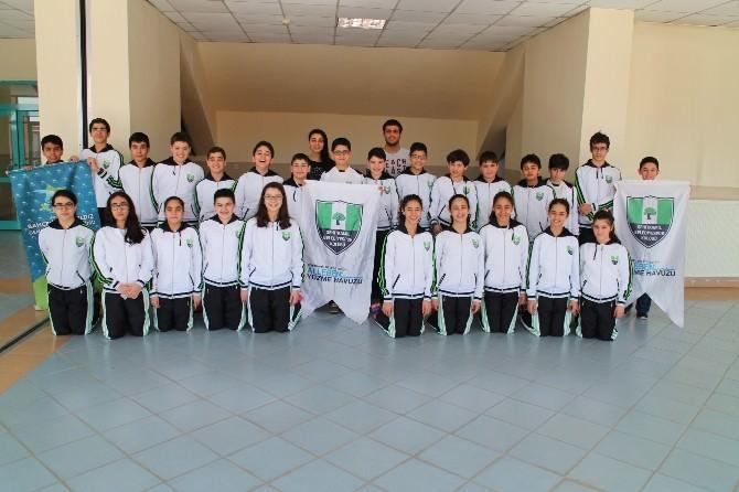 Şehitkamil Paletli Yüzme Türkiye Şampiyonasına Ev Sahipliği Yapacak