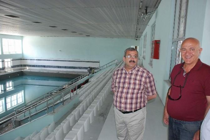 Tokat Yarı Olimpik Yüzme Havuzuna Kavuşuyor