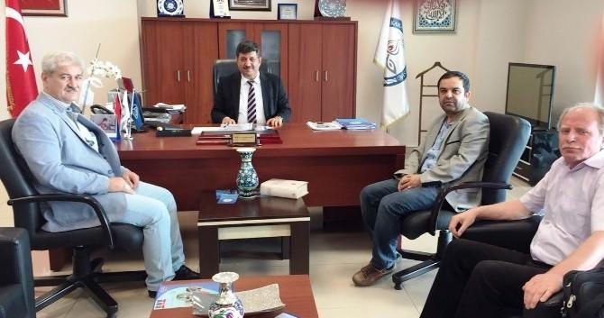 TYB'den KTO Karatay Üniversitesi'ne Ziyaret