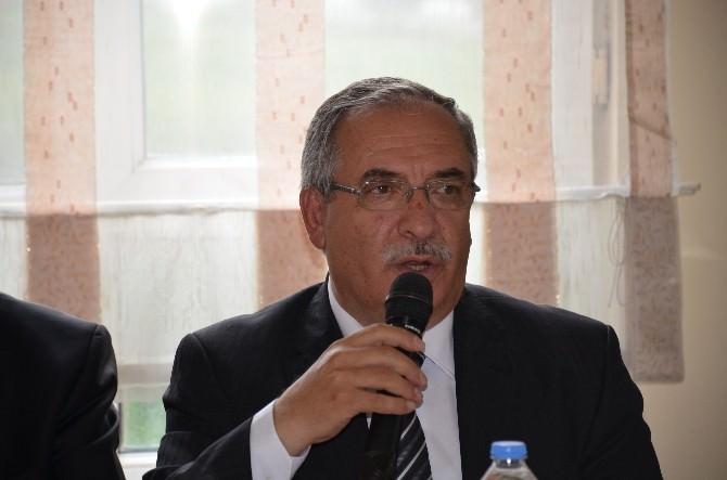 Bilecik İl İdaresi Şube Başkanları Toplantısı Gerçekleştirildi