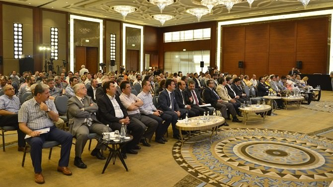 Başkan Edebali, Yıldırım'ın Dönüşümünü Anlattı