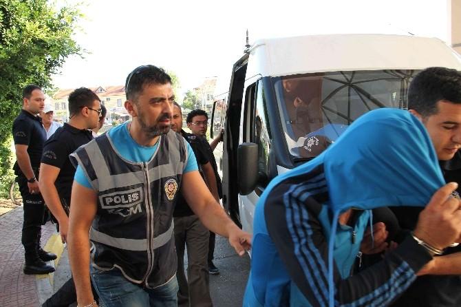 Fethiye'deki Uyuşturucu Operasyonunda 5 Tutuklama