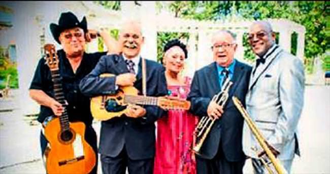 Kübalı grup Türkiye'de