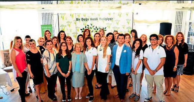 Doğa Koleji ile seçkin iş kadınları bir araya geldi