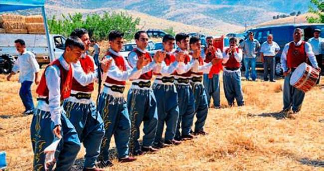 Kahramanmaraş'ta Hasat Bayramı