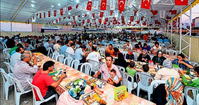 Kahramanmaraş Ramazan'a hazır