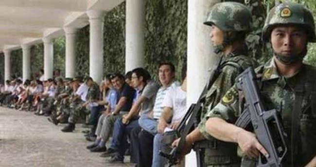 Çin orucu yine yasakladı