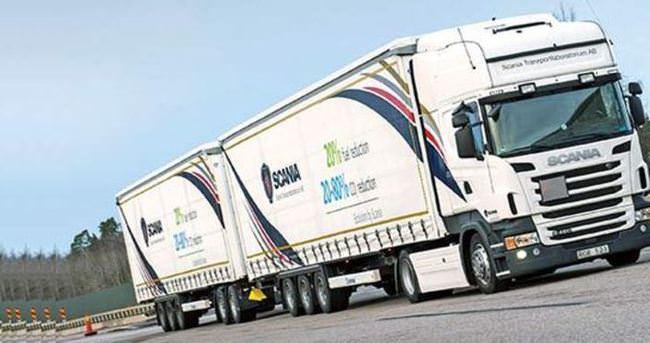 Scania'dan 1.3 milyon km'lik test sürüşü