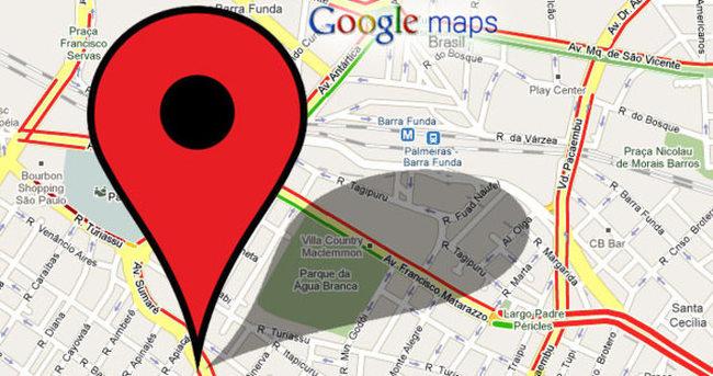 Google Maps'e bomba özellik