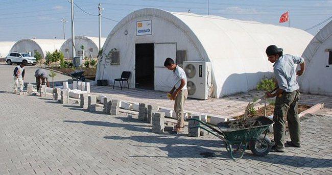 Erdoğan Midyat'taki sığınmacı kamplarını ziyaret edecek