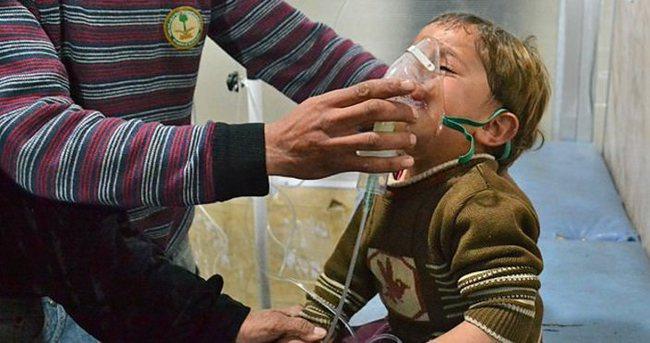 Suriyeli doktorlar kimyasal kanıtlarını sundu
