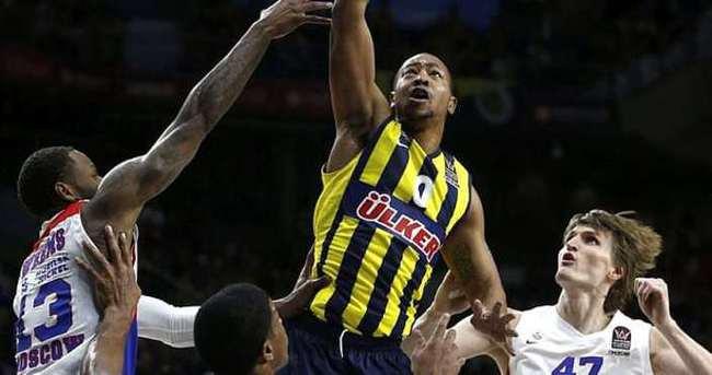 Goudelock, Fenerbahçe'den resmen ayrıldı
