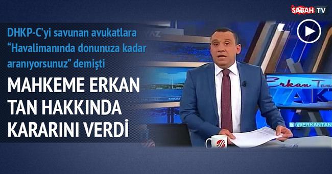 Baroların Erkan Tan şikayetine takipsizlik