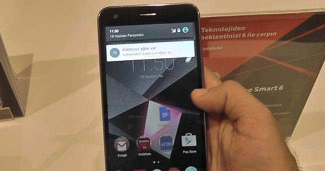 Vodafone Smart 6 ilk bakış videosu ve fiyatı