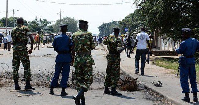 Burundi'de iktidar partisinin yerel lideri öldürüldü