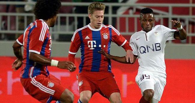 Hertha Berlin Bayern Münih'ten Weiser'i transfer etti
