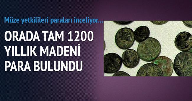Danimarka'da 1200 yıllık madeni para bulundu