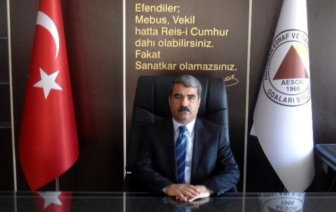 ESOB Başkanı Ziya Duranay'dan Ramazan Ayı Mesajı