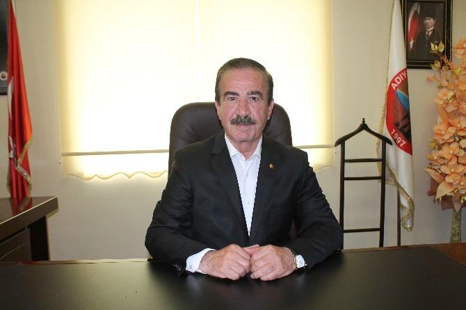 Ticaret Borsası Başkanı Fırat'tan Mısır'daki İdam Kararına Tepki