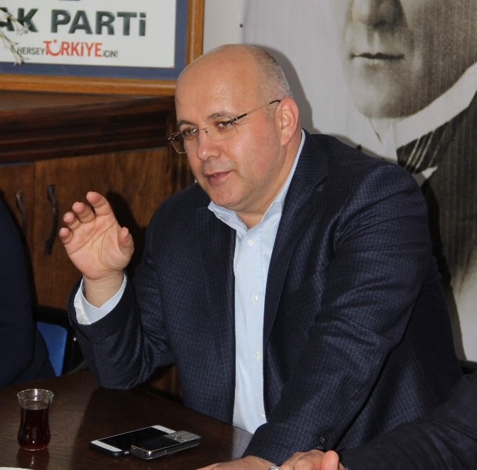 Milletvekili Adayı Sedat Namal :