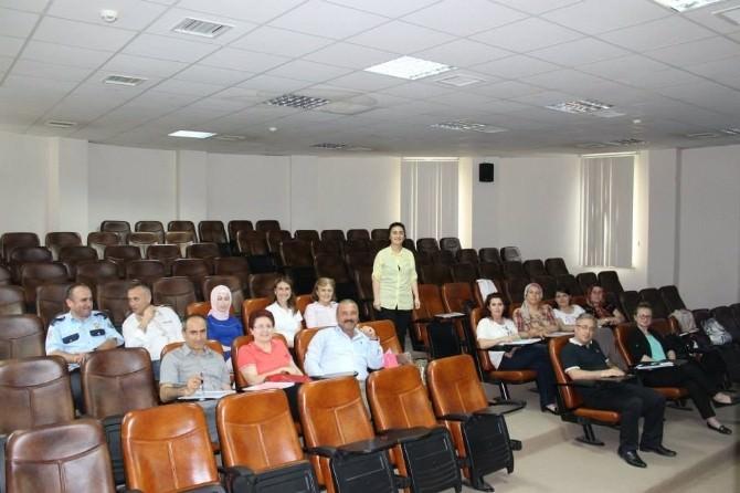 Akçakoca Belediyesi Diksiyon Kursu Tamamlandı