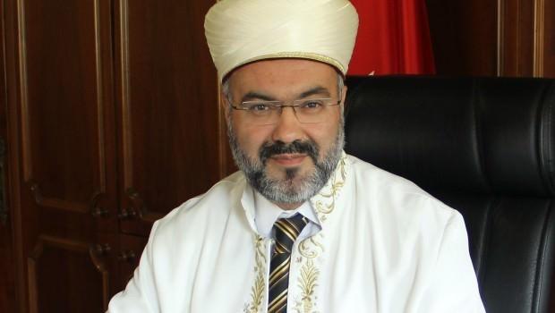 Bursa İl Müftüsü Pof. Dr. Mehmet Emin Ay: