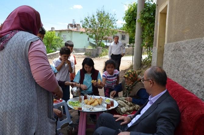 Başkan Şinasi Gülcüoğlu'ndan Camikebir Sakinlerine Müjde