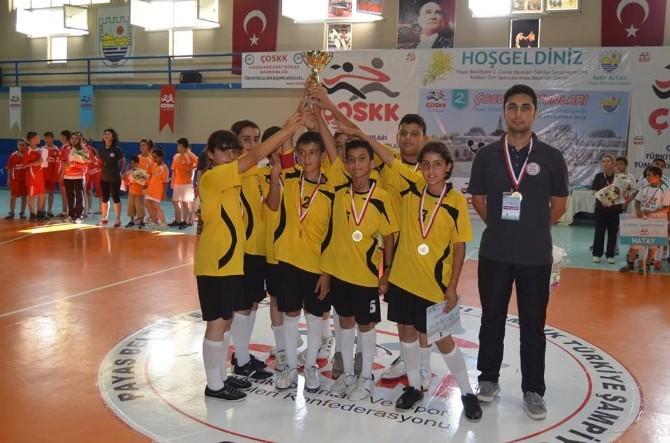 Payas'ta Çocuk Oyunları Türkiye Şampiyonası