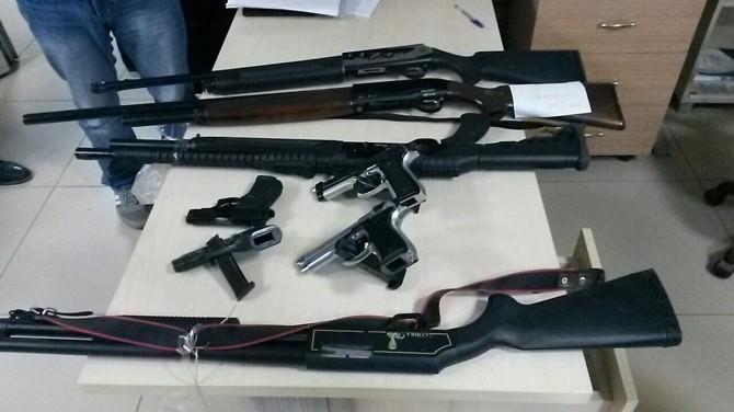Ramazan'ın Gelişi Dolayısıyla Havaya Silah Sıkan Şahıslar Yakalandı