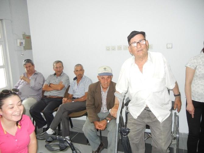 Edremit'te Engellilerin Yüzü Güldü