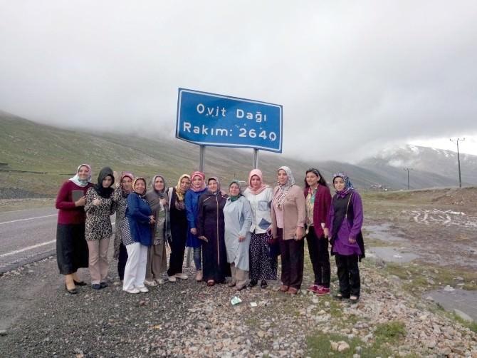 Aktif İş Kadınlarından Doğu Karadeniz Gezisi