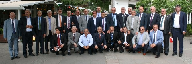 Başkanlar Birliği Yönetim Kurulu Belirlendi